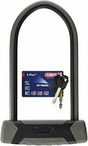 ABUS Granit XPlus 540/160 HB 230, 9 Inch U Bike Lock, 111617