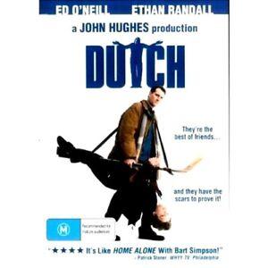 Dutch - Ed O'Neil  New and Sealed DVD