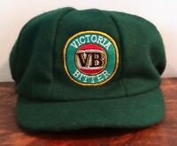 Victoria Bitter VB Beer Baggy Cricket Cap - NEW - One size Fits All