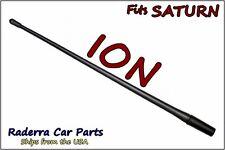 "FITS: 2003-2007 Saturn Ion - 13"" SHORT Custom Flexible Rubber Antenna Mast"