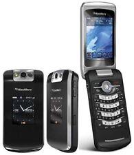 Genuine BlackBerry Pearl 8220 Black Flap Mobile Phone UNLOCKED GSM UK Seller🇬🇧