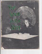 Your Future in the Navy November 1948 Navpers 90,109-A