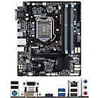 Gigabyte GA-B85M-D3V Plus for Intel Socket LGA 1150 Micro ATX Motherboard DDR3