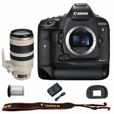 Canon EOS 1DX Mark II DSLR Camera Body with EF 28-300mm f/3.5-5.6L IS USM Lens
