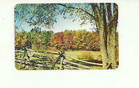 GREETING FROM PEMBROKE, ONTARIO, CANADA CHROME POSTCARD
