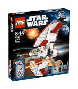 LEGO STAR  WARS  T6  SHUTTLE    (#7931)   BRAND  NEW