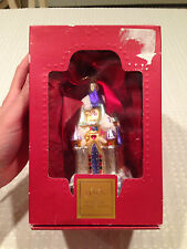 New in Box LENOX YULETIDE TREASURES 2001 OUR NEW HOME Collectible X-mas Ornament