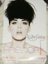 Katy Perry Teenage Dream The Complete Confection Firework Taiwan Promo Poster