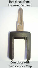 VAUXHALL COMBO COMPATIBLE TRANSPONDER KEY complete with ID40 Transponder Chip