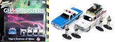 Ghostbusters Vigo's Fortress of Slime Ecto + Dodge 1:64 Johnny Lightning JLDR001