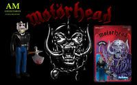 SUPER 7 - MOTÖRHEAD REACTION FIGUR - WAR PIG   - NEU/OVP