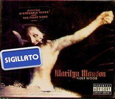 "MARILYN MANSON "" HOLY WOOD "" CD SIGILLATO"