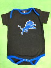 B110 NFL Detroit Lions Baby-Grow 24 months