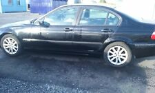 BMW E46 316i SALOON 2004 BREAKING FOR PARTS N46 ENGINE N/S/FRONT O/S/REAR BLACK