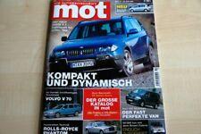 3) MOT 14/2003 - Chevrolet Corvette Coupe - Com - Kia Sorento 3.5 V6 EX mit 194P