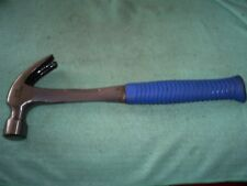 CLAW HAMMER  ALL STEEL 20 OZ. / 575  GMS  WITH RUBBER HANDLE
