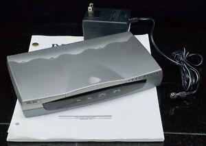 D-LINK DSL-500 DSL Modem Power Adapter and Owner's Manual ADSL Version C2