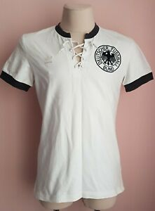 Germany 1954 - 1956 Home football Adidas shirt #10 size M reproduction F77497
