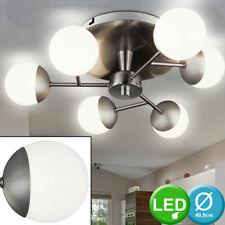 LED ALU Spot Decken Leuchte Beleuchtung Ess Zimmer Beleuchtung Kugel Spot Lampe