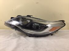 2013 2014 2015 Toyota Avalon OEM Left Driver Halogen Headlight