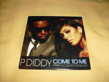 P. Diddy Featuring Nicole Scherzinger ‎– Come To Me CD Single