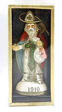 Vintage 1910 Sint Niklaes Belgium Memories of Santa Claus Ornament Figure