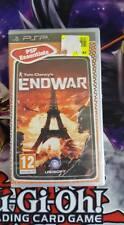 N°009 - Jeux PSP - Endwar tom clancy's - Neuf