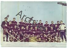 Soviet Hockey Team Picture - signed by team 1970 - collectible