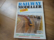 April Railway Modeller Rail Transportation Magazines