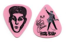 Cheap Trick Rick Nielsen Signature Pink Guitar Pick #2 - 2015 Tour