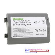 Kastar Replacement Battery for Nikon EN-EL18 EL18a EL18b Nikon D4S Digital SLR