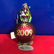 Personalize 2009 Nightmare Before Christmas Santa Jack Skellington Ornament Dd