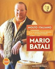 Molto Italiano 327 Simple Italian Recipes to Cook at Home by Mario Batali