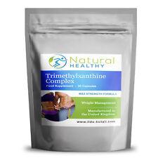 TrimethylXanthine Belly fat Burner - Diet Pills - controls appetite