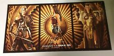 Movie Wonder Woman 2017 Promo IMAX Poster DC Comics Superhero Gal Gadot 9 X 18in