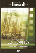 26944//LES REVOLTES MUET CARTONS EN  FRANCAIS CINE CLUB HOLLYWOOD DVD NEUF