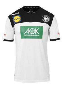 Kempa DHB Handball Deutschland Trikot weiß Heim Home Herren 2003163011630 neu