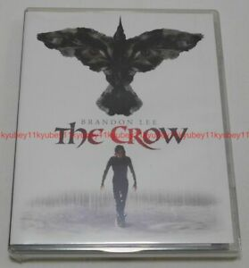New Brandon Lee The Crow 4K Remaster Special Edition 2 Blu-ray Japan PCXE-50677