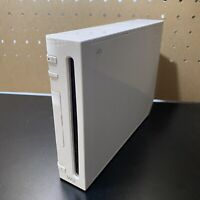Nintendo Wii Console Only - White Gamecube Compatible RVL-001 Tested and Working