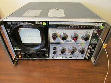 HP 141T Spectrum Analyzer With 8553B and 8552B