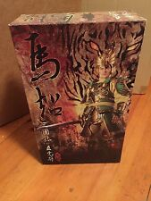 "Sea International Romance of Three Kingdoms MA CHAO 1/6 Figure 12"" NEW IN BOX"