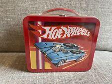 Hallmark School Days 1970s Hot Wheels Lunch Box #Qhm8813 Limited Coa 1997 New