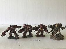 Warhammer 40k - Space Hulk - Blood Angels Brother Lorzeno - Terminators Custom