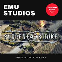 Sudden Strike 4 (PC) Steam Key Region Free