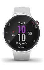 Garmin Forerunner 45S Reloj Multisport, Unisex Adulto, Blanco