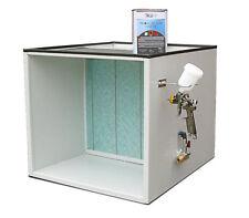 T4W 59241 Pintor - Mesa de trabajo con Dispositivo succión mini cabina pintura