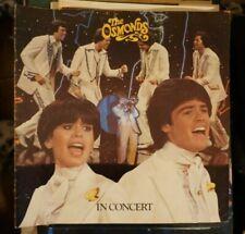 1977 The Osmonds In Concert Tour Program