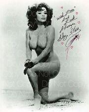 Blaze Starr signed 8X10 photo picture poster autograph RP