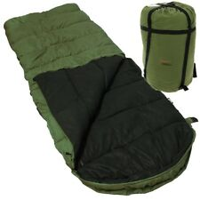 a149bf5bec 5 SEASONS WARM NGT DYNAMIC SLEEPING BAG WITH HOOD CARP FISHING CAMPING  HUNTING