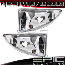 2000-2004 Ford Focus Driving Fog Lights Fog Lamps - Left Right Sides Pair